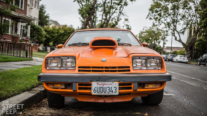 THE STREET PEEP: 1975 Chevrolet Monza 6.0 & 1981 Chevrolet Camaro Z28