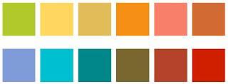 Как определить свой цветотип. Теплый цветотип