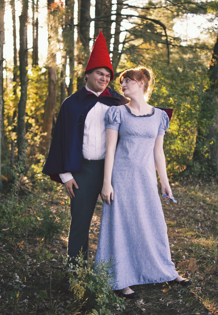 Halloween 2016: Over the Garden Wall | Wirt & Beatrice