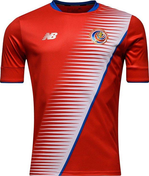 New Balance divulga as novas camisas da Costa Rica - Testando Novo Site 9da84809c8fbd