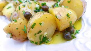 pommes et terre et régimes