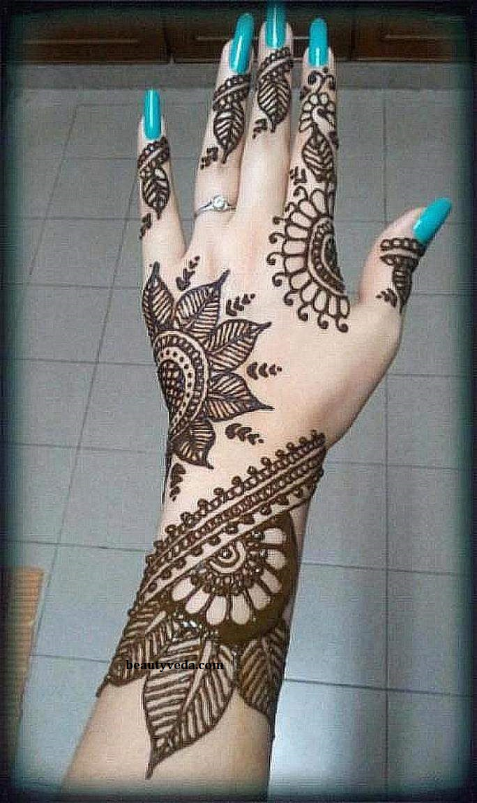 Bride-Mehendi-Designs