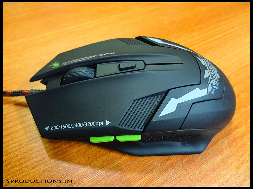f5f7656410b Dragon War Unicorn Gaming Mouse - Full Review, Features, Pros and ...