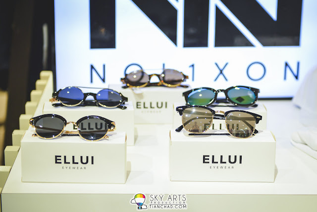 ELLUI Eyewear @ NOL1XON Pop-Up Store in Isetan KLCC