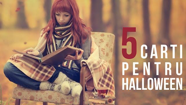 5 cărți pentru Halloween, scrise de autori români