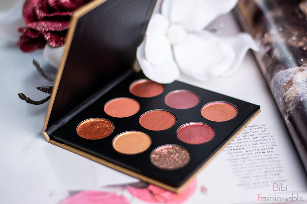 essence hohoho trend edition jingle all the way eyeshadow palette offen