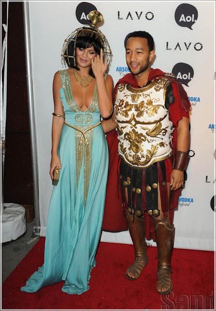 cleopatra fantasia festa