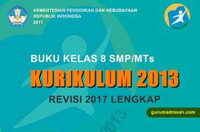 buku kelas 8 smp/mts k 13 revisi 2017