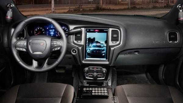 2017 Dodge Charger Pursuit AWD Specs