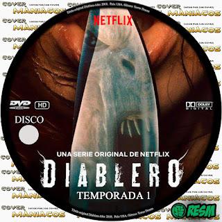 GALLETA DIABLERO 2018 [COVER DVD]