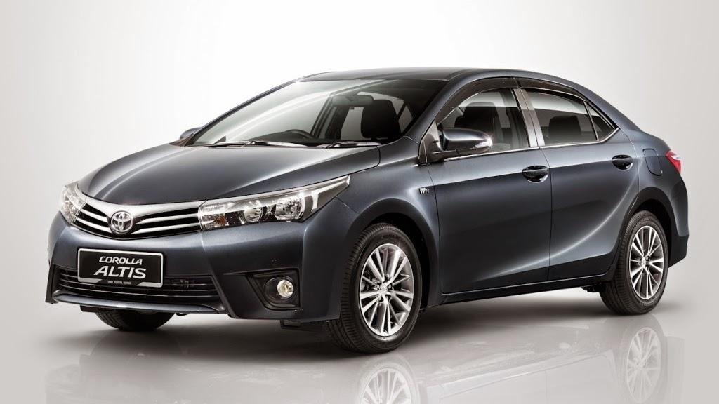 Toyota Corolla Altis 1.8G CVT giá bao nhiêu ? Khác gì so với phiên bản 1.8G MT và 2.0V CVT