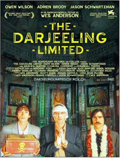 The Darjeeling Limited (2007) BRRip 720p 1.5GB Dual Audio [Hindi 5.1 - English 5.1] AC3 MKV