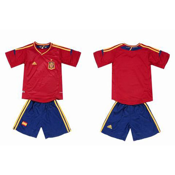 ecaa3117698ae Consigue la camiseta de España para los pequeños aficionados a