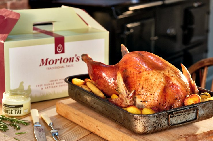 Christmas Giveaway: Win a Morton's Traditional Taste Turkey