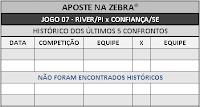 LOTECA 707 - HISTÓRICO JOGO 07