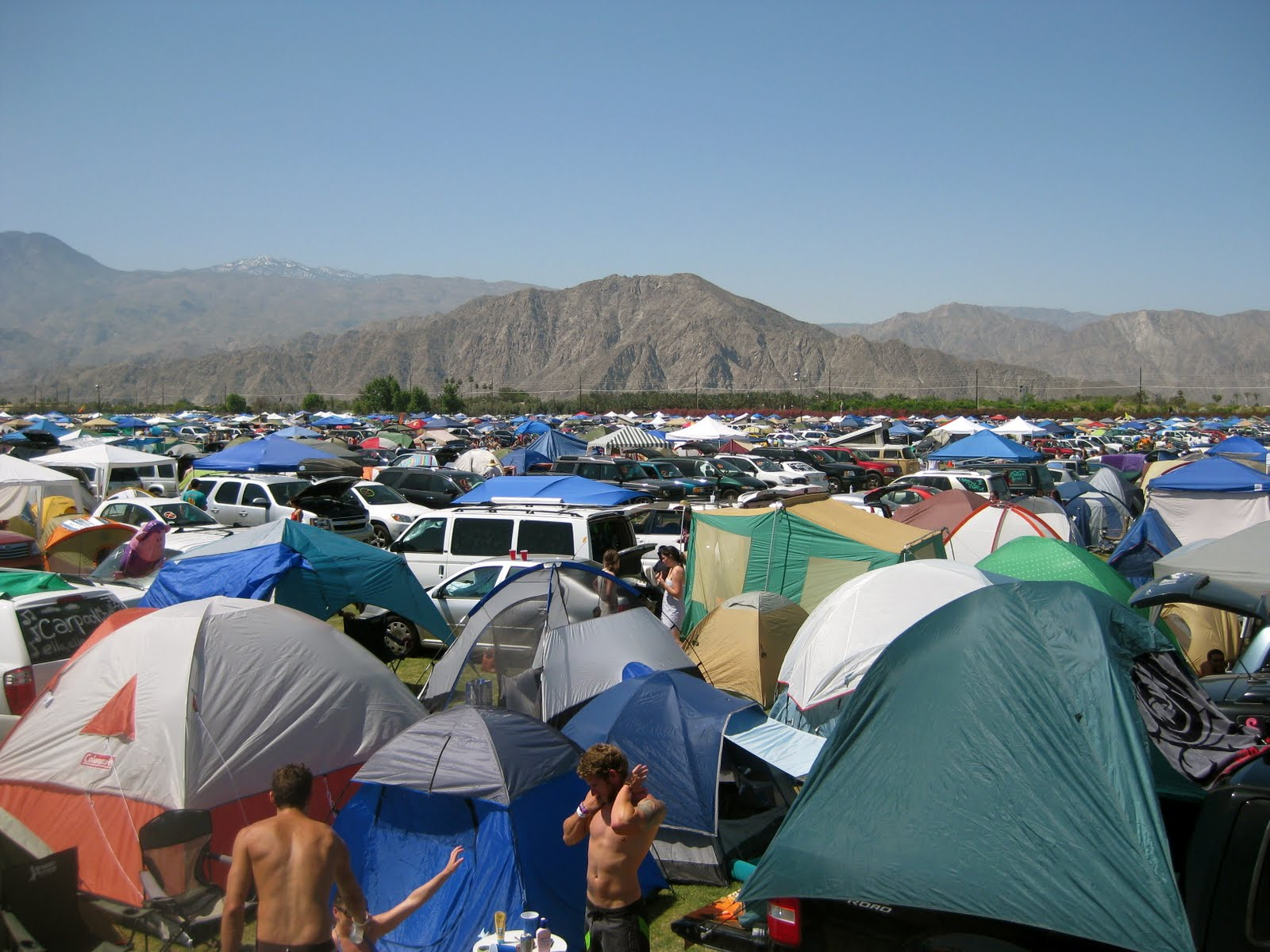 CURRY TIME: COACHELLA COUNT DOWN- Camping needs
