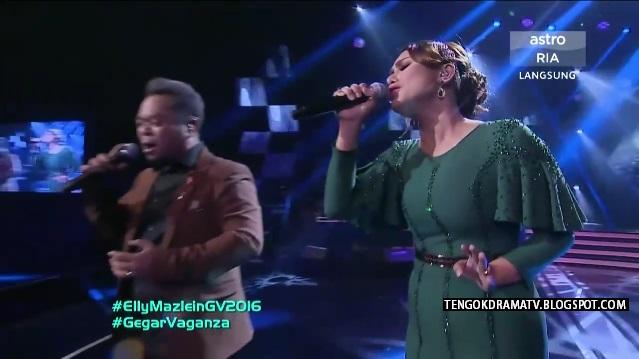 Gegar Vaganza 3 Minggu 4 – Elly Mazlein ft. Acong