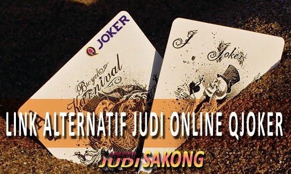 Link Alternatif Judi Online Qjoker