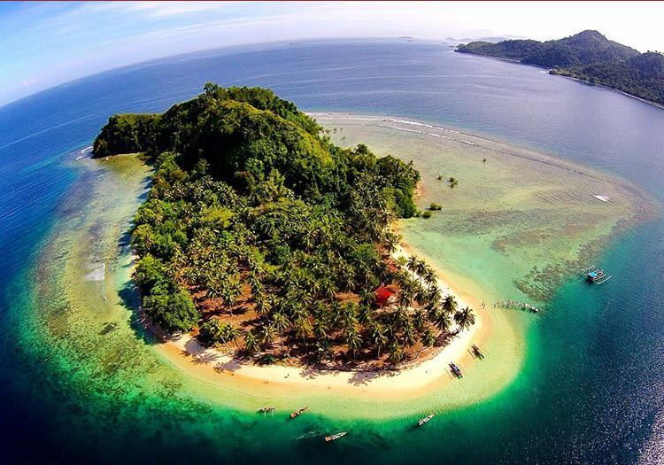 Legenda pulau derawan