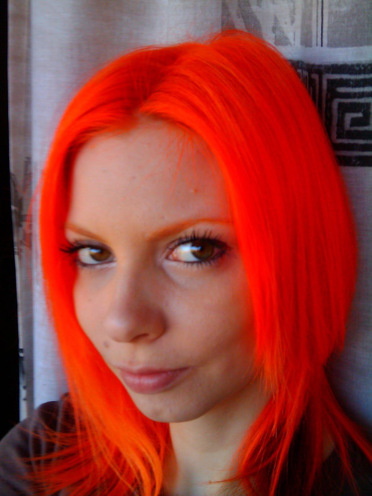 Natural Orange Hair Cool Hairstyles