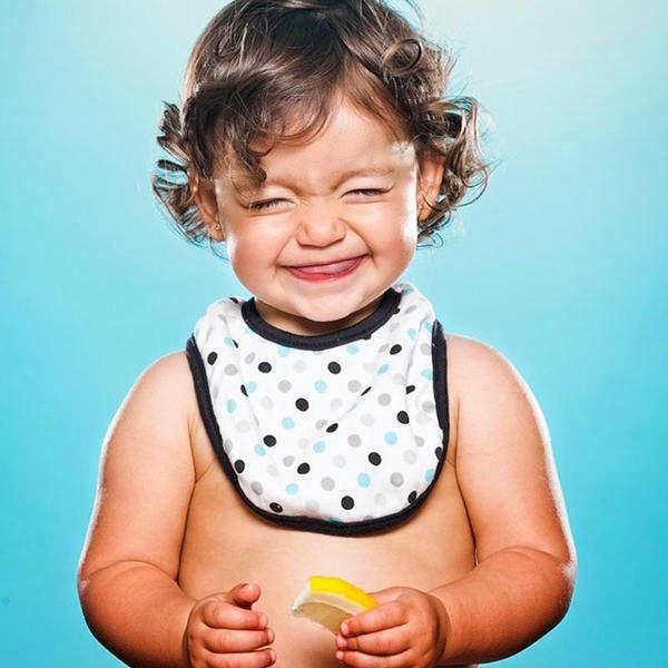 Bebés Probando Limón por Primera Vez 4