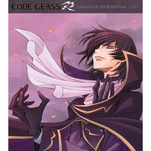 CODE GEASS Lelouch of the Rebellion R2 Original Soundtrack [FLAC 24bit   MP3 320 / WEB]