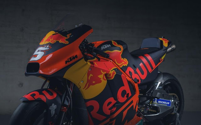 RedBull KTM Factory Racing - KTM RC16 2019
