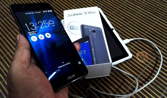 ZenFone 3 Max Bateri Reverse Charging