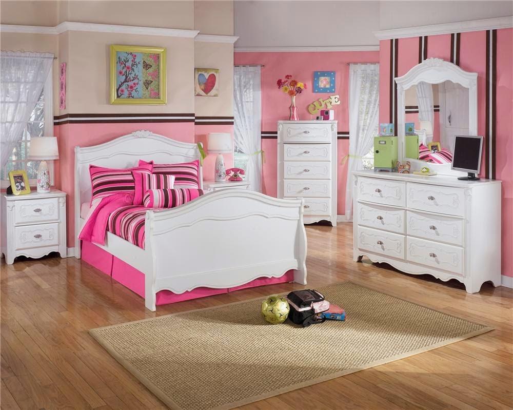 Chambre Colore Pour Fille