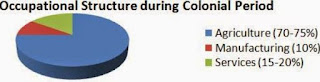 Occupational structure india