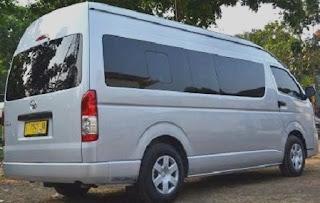 Rental Mobil Hiace Jakarta