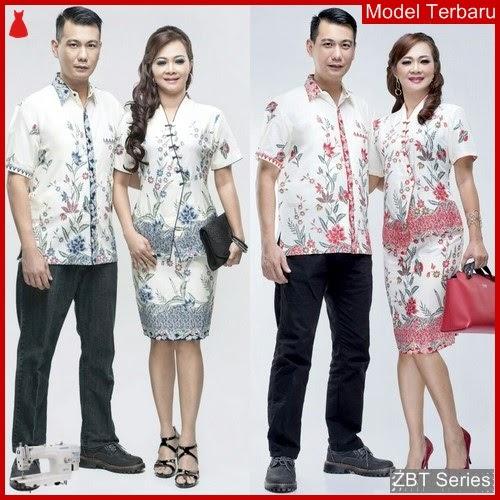 ZBT09009 Kebaya Batik Couple Motif Kupu Mirip BMGShop