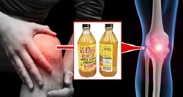 Arthritis and Joint Pain Reversing Apple Cider Vinegar Recipe Passed Down for Generations