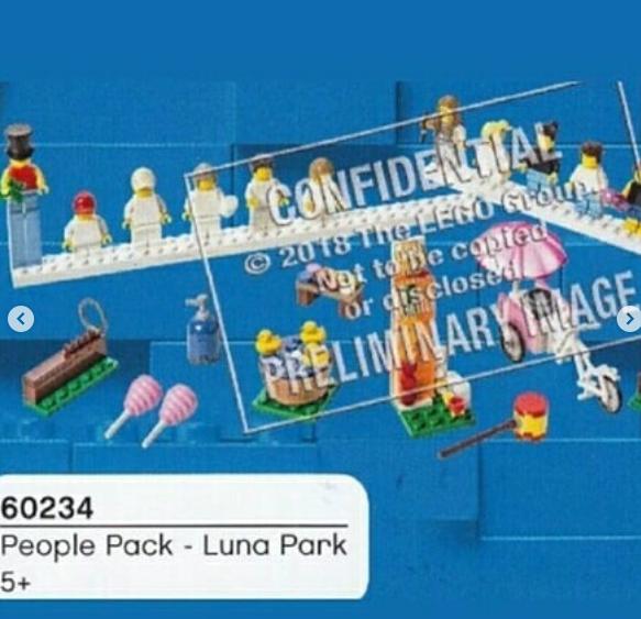 AnJ's Brick Blog: Lego City Summer 2019 Preliminary Set Images Leaked!