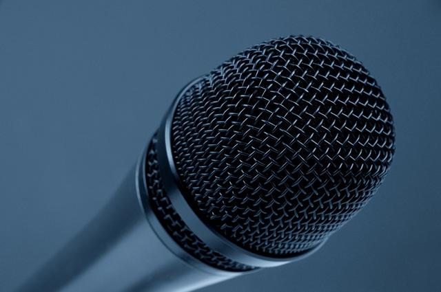 Public speaking class