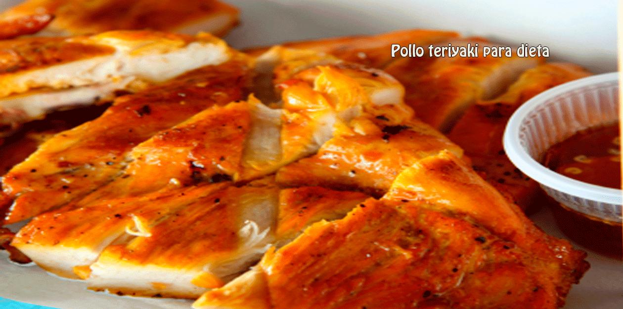 Pollo teriyaki, una receta de comida japonesa riquísima y sencilla de preparar explicada paso a paso , para que  sea fácil hacerla.