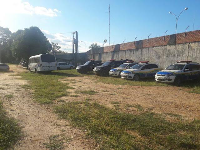 Presídios passaram por revistas nesta semana em Rondônia