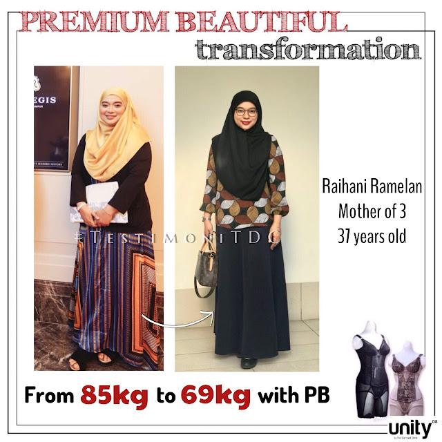 ibu-anak-3-berat-turun-16-kg
