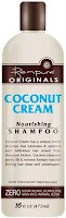 RenPure coconut cream nourishing shampoo gentle SLS-free drugstore haul thin hair