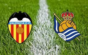 Alineaciones probables del Valencia - Real Sociedad