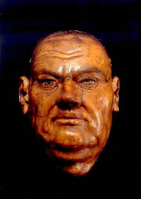 Lutero, outra máscara mortuária.