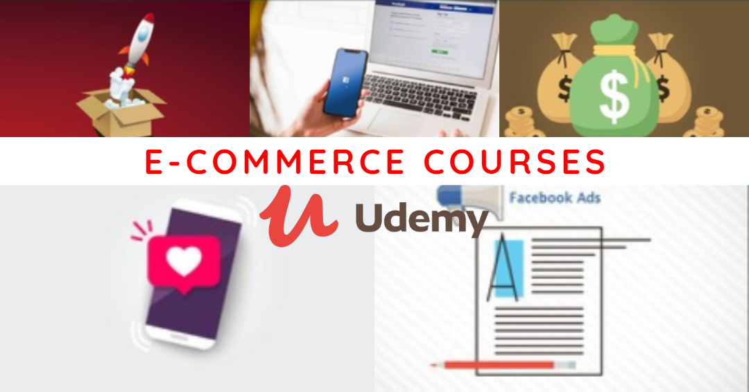 Free Courses to Learn E-Commerce on Udemy