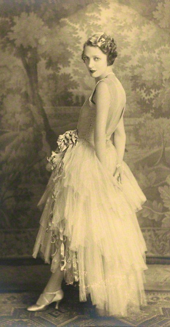 Robe de style, 1928