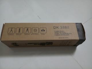DK 3888 tripod cover