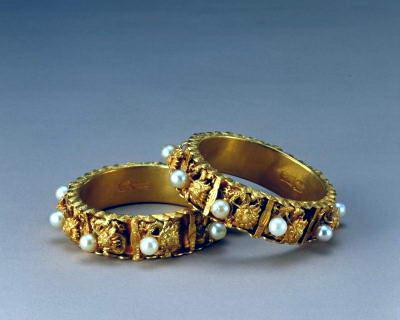 perhiasan dinasti qing
