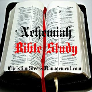 Nehemiah Bible study
