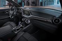 Chevrolet Blazer (2019) Dashboard