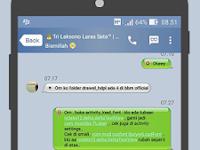 Download BBM iOS 6 V3 - Based BBM v3.3.2.31 APK