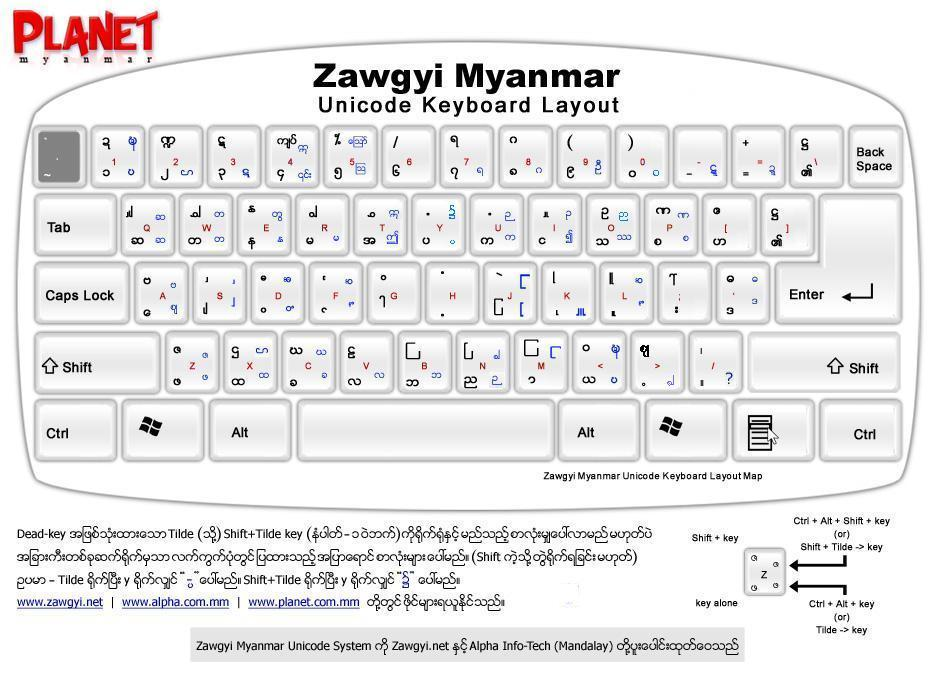 alpha zawgyi font free download for windows 7 64 bit