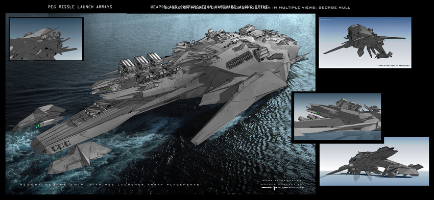 Aliens Sink Your 'Battleship' In Never Before Seen Concept ...